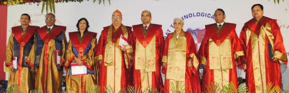 GTU First Convocation